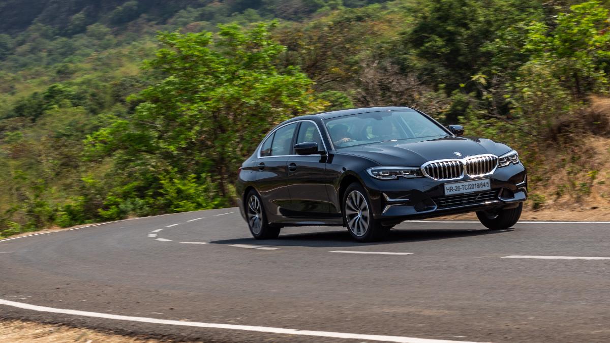2021 BMW 330Li Gran Limousine ride and handling