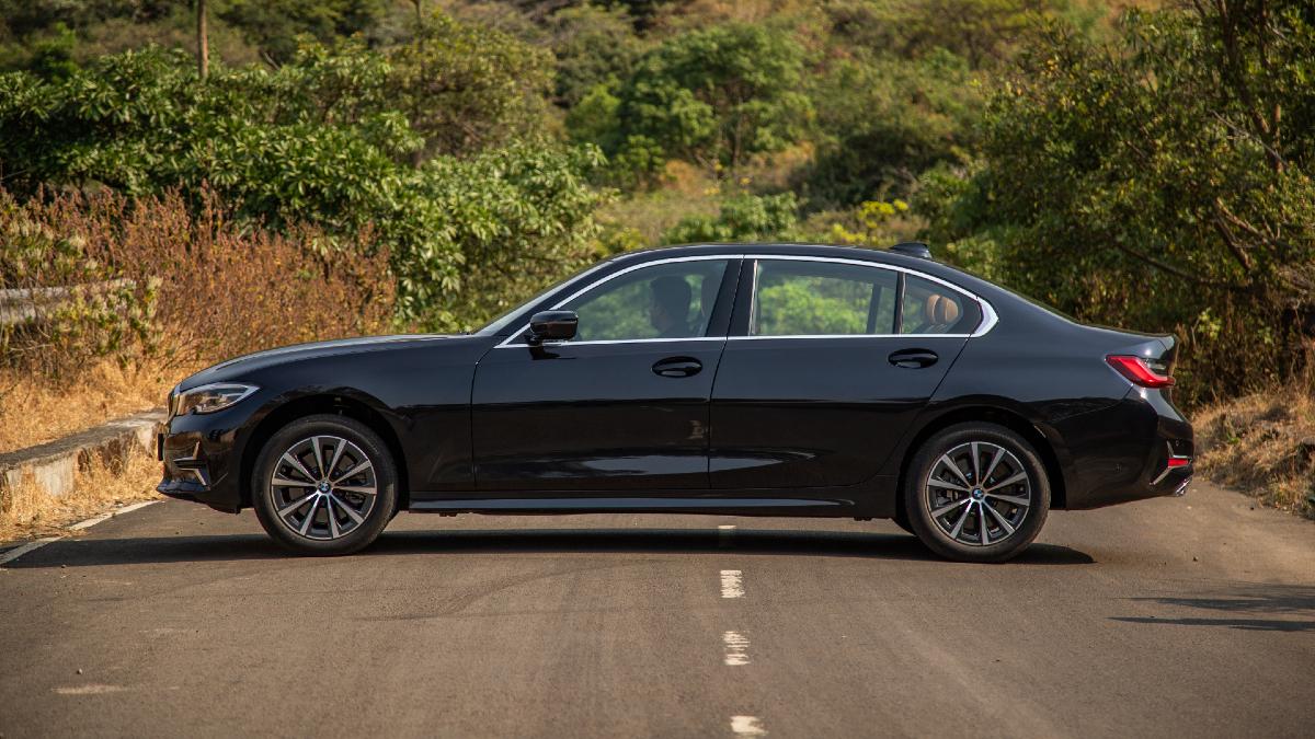2021 BMW 330Li Gran Limousine profile
