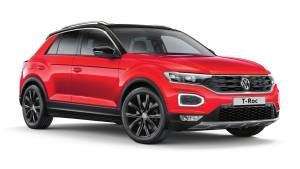 Volkswagen T-Roc relaunched in India at Rs 21.35 lakh