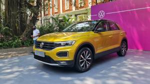 Volkswagen T-Roc to be relaunched in India on April 1
