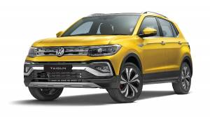 Production-spec Volkswagen Taigun unveiled, India-spec Tiguan facelift revealed
