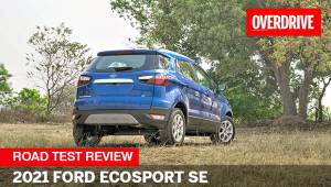 2021 Ford Ecosport SE review - first of its kind