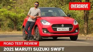 2021 Maruti Suzuki Swift road test review | Bettering a best-seller?