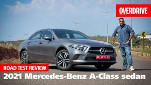 2021 Mercedes-Benz A-Class limousine review - small on size, big on value!