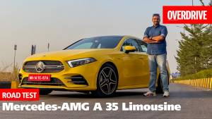 2021 Mercedes-AMG A 35 sedan review - compact, fun and accessible AMG!