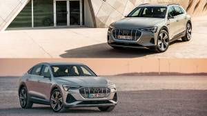 Audi to launch all-electric e-tron and e-tron Sportback soon
