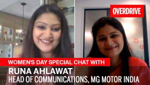 Gender inclusion in the automobile industry with Runa Ahlawat, MG Motor India