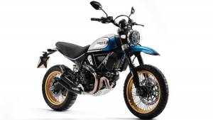 2021 Ducati Scrambler Nightshift and Desert Sled (BSVI) launched