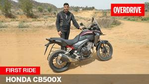 Honda CB500X - Friendly & comfortable but is it perfect?