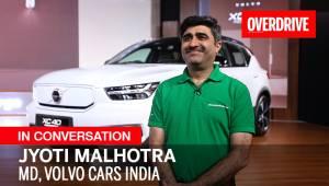 In Conversation with Jyoti Malhotra, Volvo India MD
