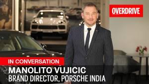 In Conversation with Manolito Vujicic, Brand Director - Porsche India