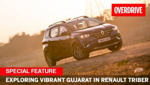 Special Feature   Exploring Vibrant Gujarat in Renault Triber
