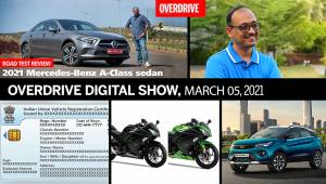 All-New Mercedes-Benz A-Class Limousine, BMW M3, Tata Nexon EV Conundrum & more on OD Digital Show