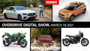 M-B E-Class, Skoda Kushaq, Kawasaki, Ducati & more on OD LIVE