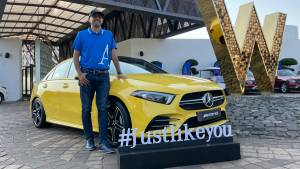 Interview: Mercedes-Benz India's Santosh Iyer on the A-Class, locally manufactured AMGs and upcoming products