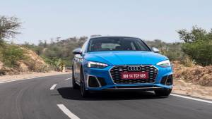 2021 Audi S5 Sportback first drive review