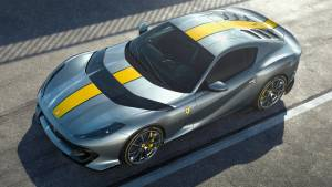 Ferrari 812 Superfast special edition to be the most powerful V12 Ferrari