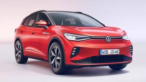 2021 VW ID.4 GTX unveiled, first ever Volkswagen performance electric vehicle