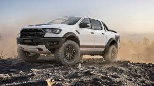 Angrier Ford Ranger Raptor X debuts in Australia
