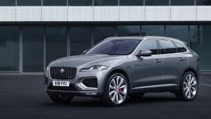 2021 Jaguar F-Pace facelift bookings open in India