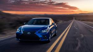 Auto Shanghai 2021: Facelifted Lexus ES gets chassis upgrades and new touchscreen