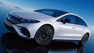 All you need to know: Mercedes-Benz EQS all-electric sedan