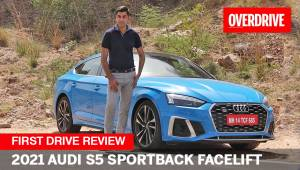 2021 Audi S5 Sportback | First Drive