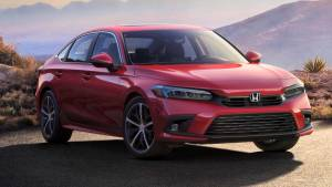 All you need to know: New 11th-gen Honda Civic