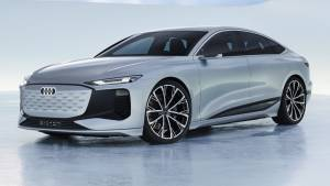 Auto Shanghai 2021: Audi A6 e-tron concept revealed on future EV platform
