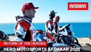 Return of the Heroes | Hero MotoSports at Dakar 2021