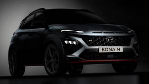 Hyundai Kona N power output confirmed at 280PS