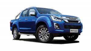 2021 Isuzu D-Max V-Cross BS6 specifications leaked ahead of launch
