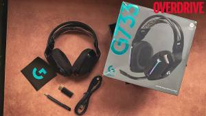 Logitech G733 wireless headset review