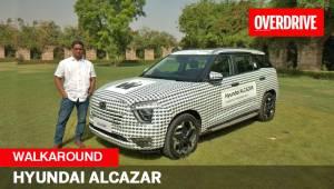 2021 Hyundai Alcazar | Walkaround