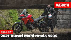 2021 Ducati Multistrada 950S review - the fast, red Italian is worth every penny!