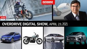 M&M's EV Plans, Triumph Trident 660, Shanghai Auto Show & more