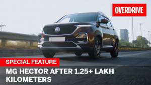 Special Feature | MG Hector after 1.25Plus lakh kilometers | Durability review
