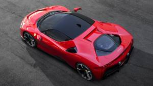 First Ferrari EV coming by 2025