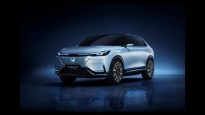 Honda to go fully electric by 2040
