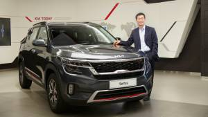 Kia India completes the sales of 2 lakh Seltos in 2 years