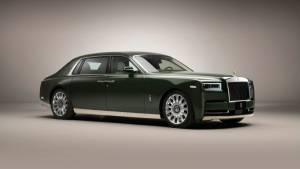Private air travel-themed Rolls-Royce Phantom Oribe revealed
