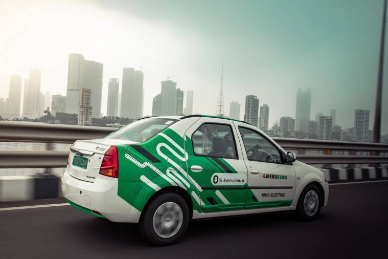 Electric vehicles - why they give better mileage or power efficiency in the city, than on the highway