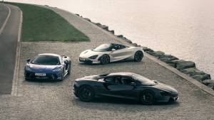 More details revealed on McLaren India launch