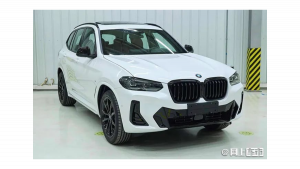 Upcoming 2021 BMW X3 facelift leaked ahead of reveal