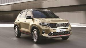 2021 Kia Sonet launched in India, prices start from Rs 6.79 lakh