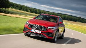 Mercedes-AMG GLA 35 4Matic launched in India at Rs 57.30 lakh