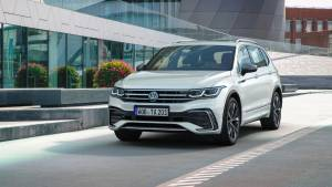 Updated 2021 Volkswagen Tiguan Allspace debuts internationally
