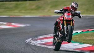 Ducati reveals updated Hypermotard 950 range