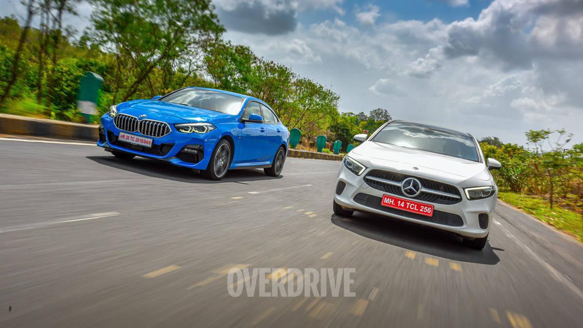 Comparison review: Mercedes-Benz A-Class vs BMW 2 Series Gran Coupe