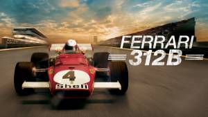 Ferrari 312B: Where the revolution begins - The restoration of an unsung F1 legend